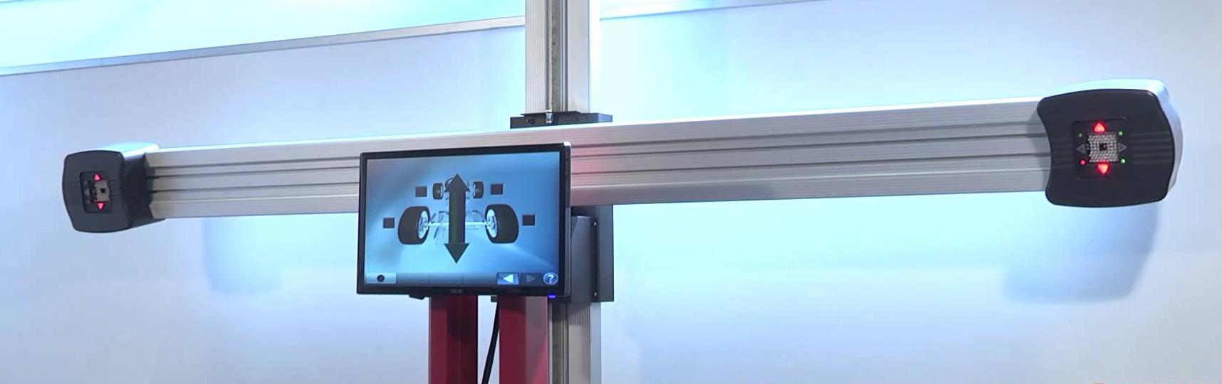 3D optika trapa