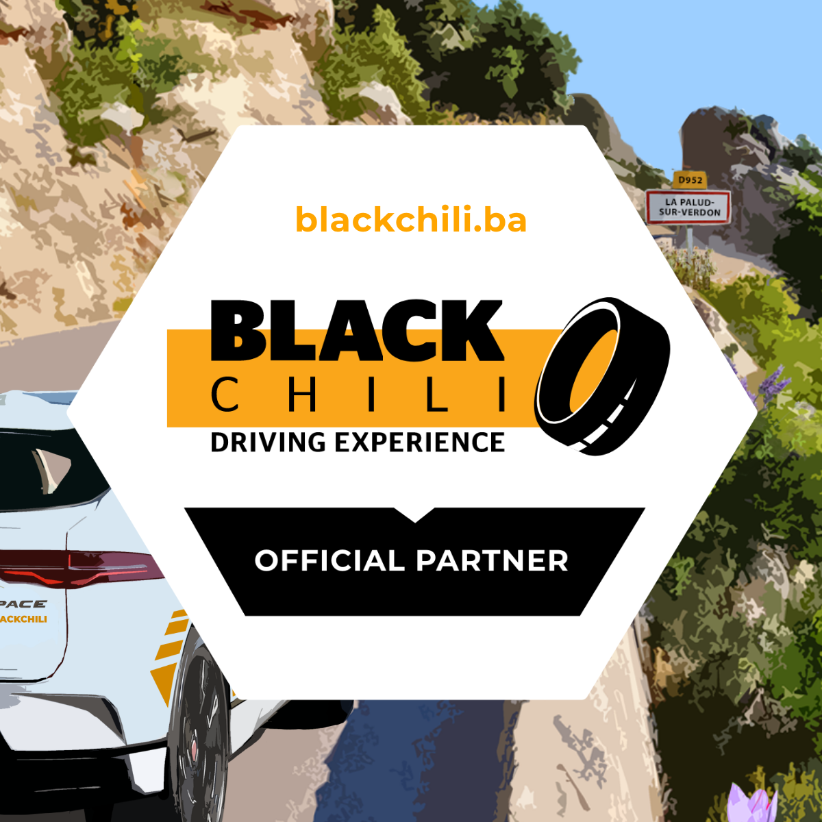 BLACKCHILI DRIVING EXPERIENCE