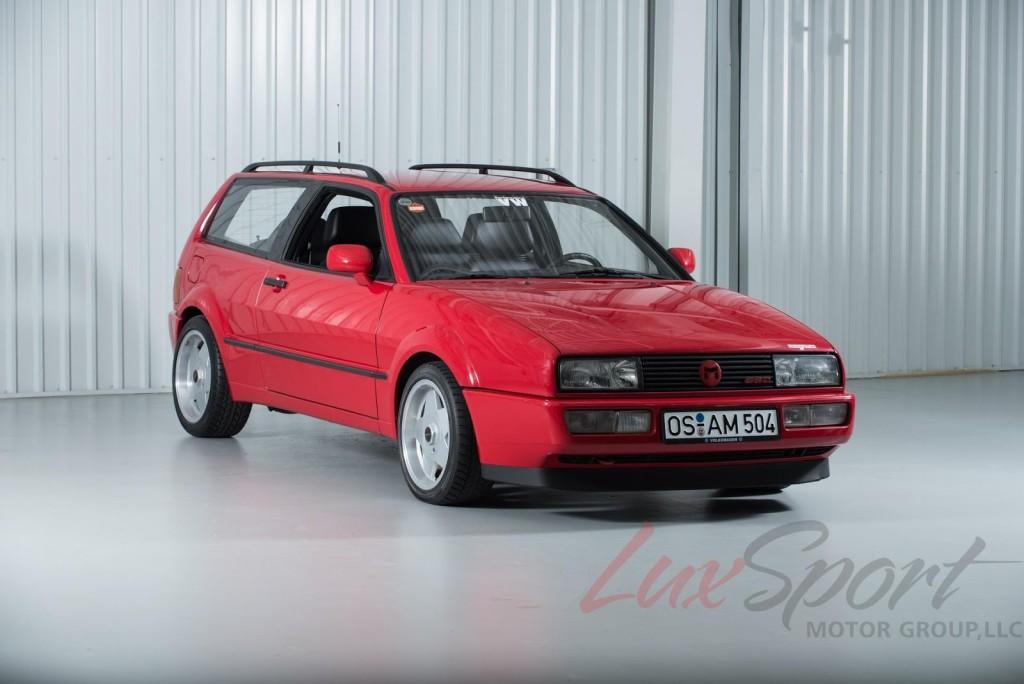 Dva prototipa VW Corrado Magnum Sport – na prodaju!