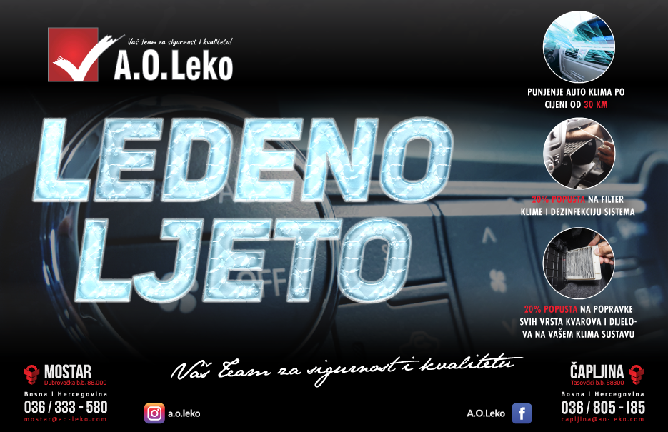 LEDENO LJETO